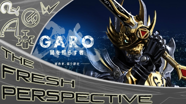 TheFreshPerspctiveTokuCard - Garo 3