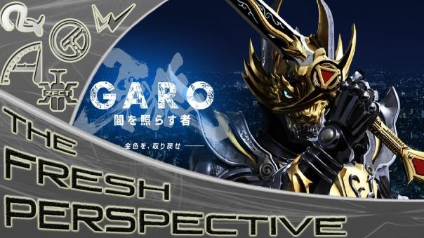 TheFreshPerspctiveTokuCard - Garo 3