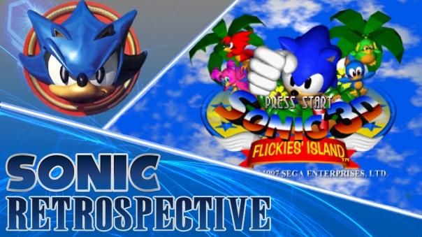 Sonic Retrospective - Sonic 3D